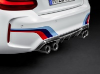 BMW M Performance Parts za novega BMW M2