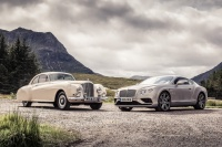 BENTLEY CONTINENTAL: EVOLUTION OF AN ICON