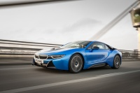 BMW i8 osvojil nagrado Top Gear Car of the Year.