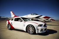 Ford Mustang in US Air force Thunderbird