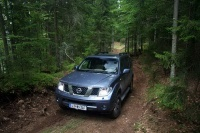 Nissan pathfinder 2,5 dCi AT