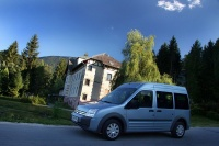 Ford turneo connect 1,8 TDCI fresh