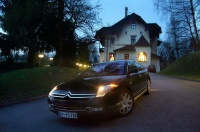 Citroen C6 2,7 HDI automatic exclusive
