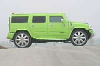 HUMMER H2 - ´´powered by Geiger´´