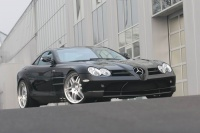 BRABUS in Mercedes-Benz SLR McLaren