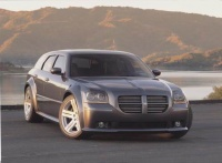 Dodge magnum SRT-8 <I>´Low Rider´</I>