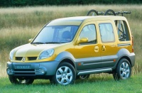 Renault predstavil novo vizijo:  Kangoo Break´up
