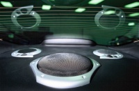 ASTON MARTIN VANQUISH: LINN-ov HIGH END AUDIO SISTEM